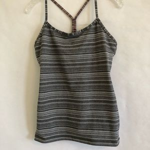 Lululemon Power Y Tank sz10